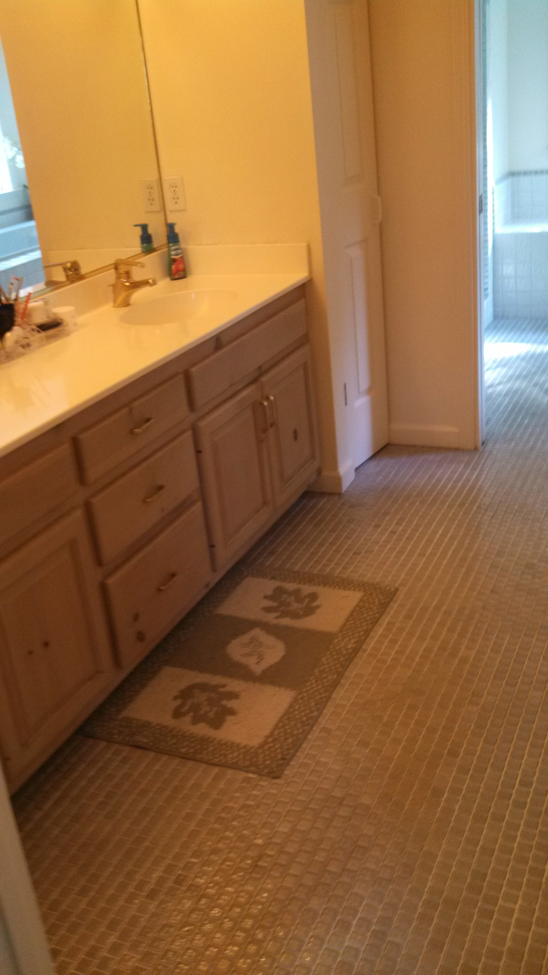 Custom Vanities and Cabinets
